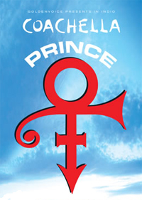 Prince to headline Coachella