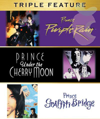 Prince in Warner Bros. DVD bonanza