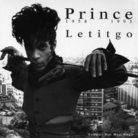 Letitgo [Maxi Single] single from Come, Warner Bros. Records (1994)