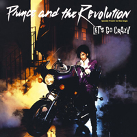Let's Go Crazy single from Purple Rain