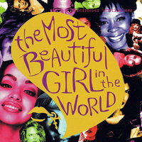 The Most Beautiful Girl In The World single from The Beautiful Experience, NPG Records / Bellmark Records (1994)