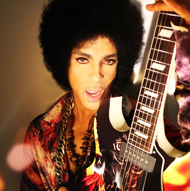 Prince plays gig for Madonna at Paisley Park