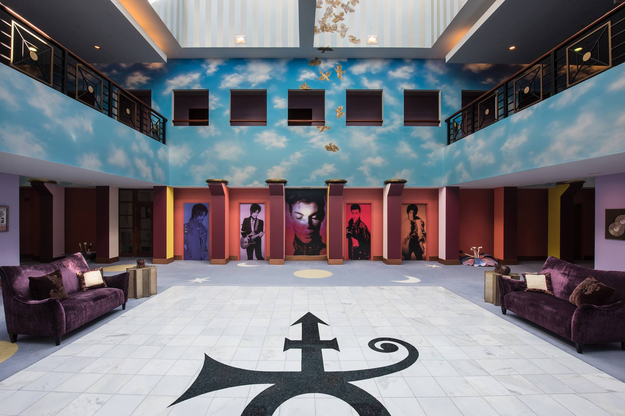 Paisley Park open to public tours from 6 October