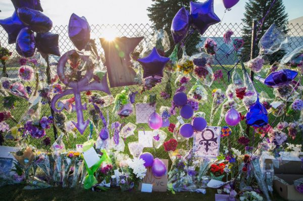 Date set for official Minneapolis Prince tribute show