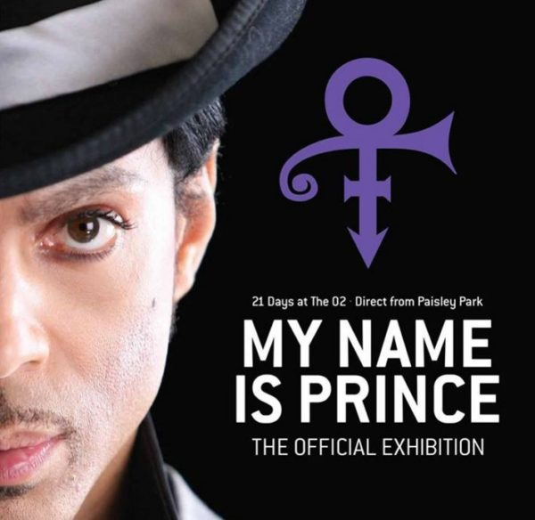 My Name Is Prince: O2 Exhibition