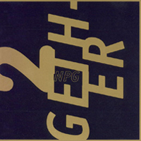 2gether single from GoldNigga, NPG Records (1993)