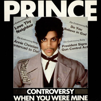 Controversy [Maxi Single] single from Controversy, Warner Bros. Records (1981)