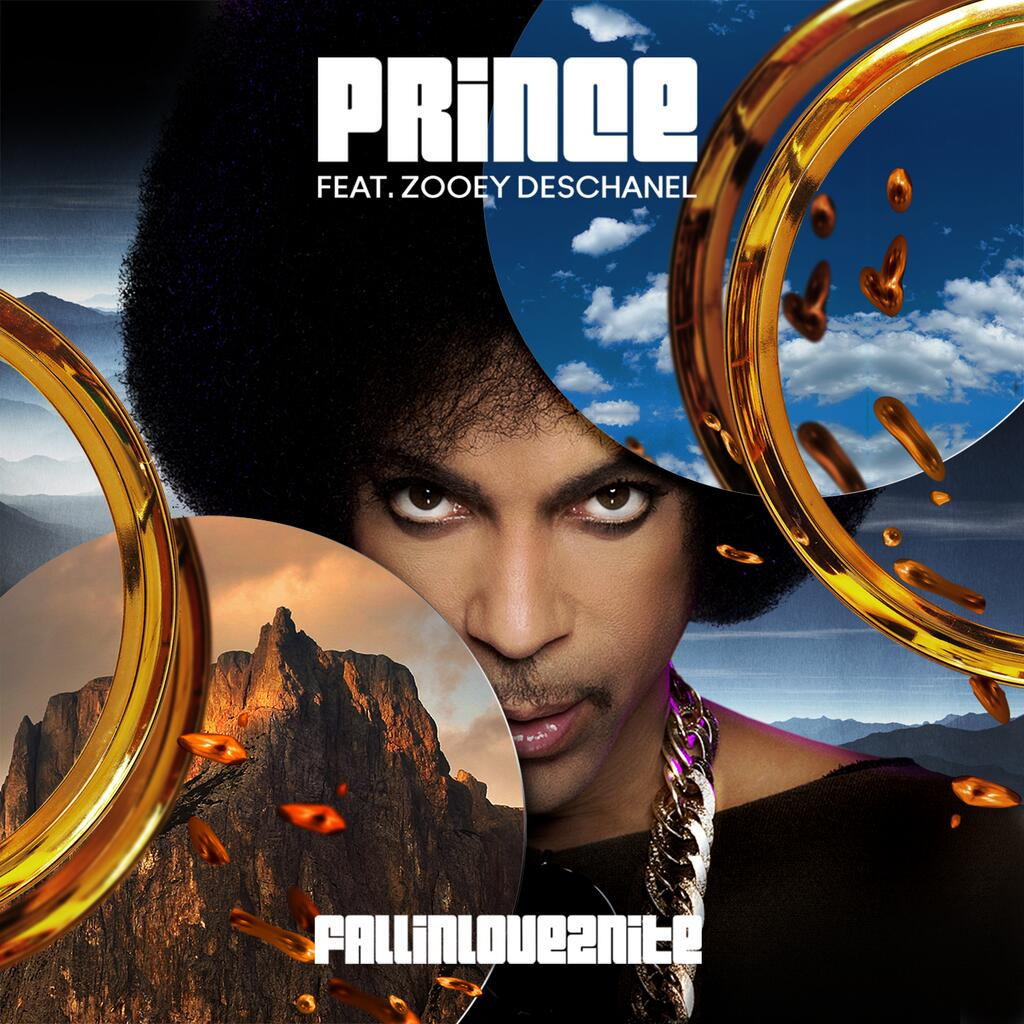 Prince in partnership with Epic Records?