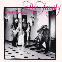 High Fashion single from The Family, Paisley Park Records (1985)