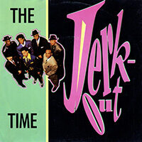 Jerk Out single from Pandemonium, Reprise Records (1990)