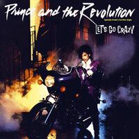 Let's Go Crazy single from Purple Rain, Warner Bros. Records (1984)