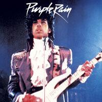 Purple Rain single from Purple Rain, Warner Bros. Records (1984)