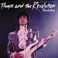 Purple Rain [Maxi Single] single from Purple Rain, Warner Bros. Records (1984)