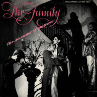 The Screams Of Passion single from The Family, Paisley Park Records (1985)