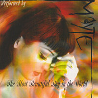 The Most Beautiful Boy In The World single from Child Of The Sun, NPG Records (1994)