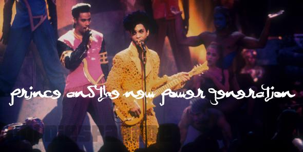 Prince | Act 1 Tour