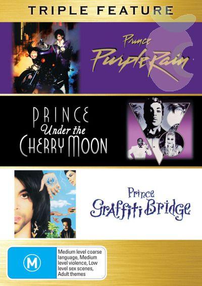 Prince in Warner Bros. DVD bonanza