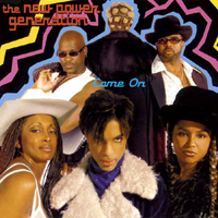Come On single from Newpower Soul, NPG Records (1998)