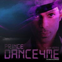 Dance 4 Me single from MPLSound, NPG Records (2009)