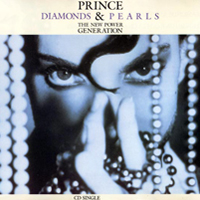 Diamonds And Pearls single from Diamonds And Pearls, Paisley Park Records (1991)