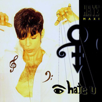 Eye Hate U (The Hate Experience) [Maxi Single] single from The Gold Experience, Warner Bros. Records (1995)