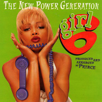 Girl 6 single from Girl 6, Warner Bros. Records (1996)