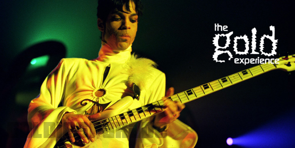 Prince | The Gold Experience
