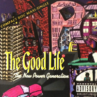 The Good Life [Maxi Single] single from Exodus, NPG Records (1995)