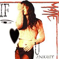 If Eye Love U 2night single from Child Of The Sun, NPG Records (1995)