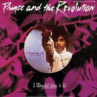 I Would Die 4 U [Maxi Single] single from Purple Rain, Warner Bros. Records (1984)