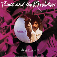 I Would Die 4 U [Maxi Single] single from Purple Rain, Warner Bros. Records (1984)