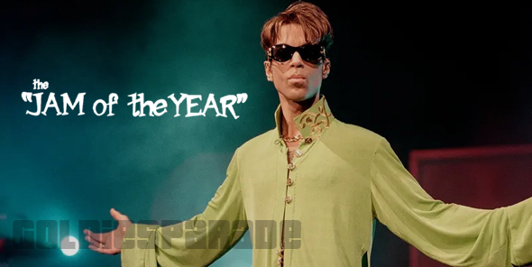 Prince | Jam of the Year Tour