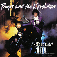 Let's Go Crazy single from Purple Rain (1984)