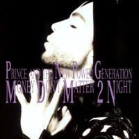 Money Don't Matter 2 Night single from Diamonds And Pearls, Paisley Park Records (1992)