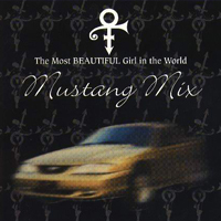 Mustang Mix single from The Beautiful Experience, NPG Records / Bellmark Records (1994)