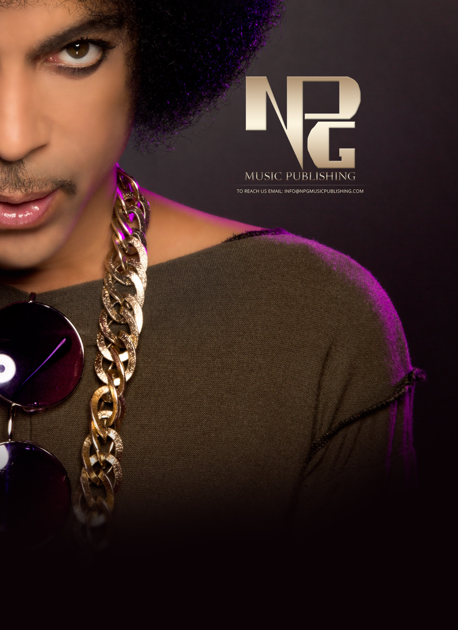 NPG Music Publishing to oversee Prince's music legacy