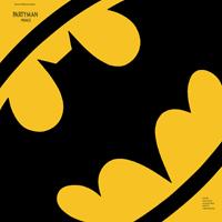 Partyman [Maxi Single] single from Batman, Warners Bros. Records (1989)