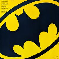 Partyman [Remixes] single from Batman, Warners Bros. Records (1989)