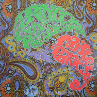Paisley Park single from Around The World In A Day, Paisley Park Records (1985)