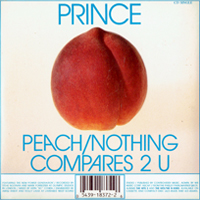 Peach / Nothing Compares 2 U single from The Hits 2, Warner Bros. Records (1993)