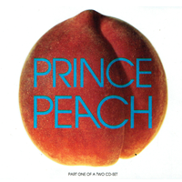 Peach [CD1] single from The Hits 2, Warner Bros. Records (1993)