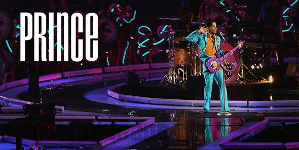 The Earth Tour | Prince
