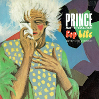 Pop Life [Maxi Single] single from Around The World In A Day, Paisley Park Records (1985)