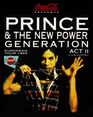 Act II Tour, Prince