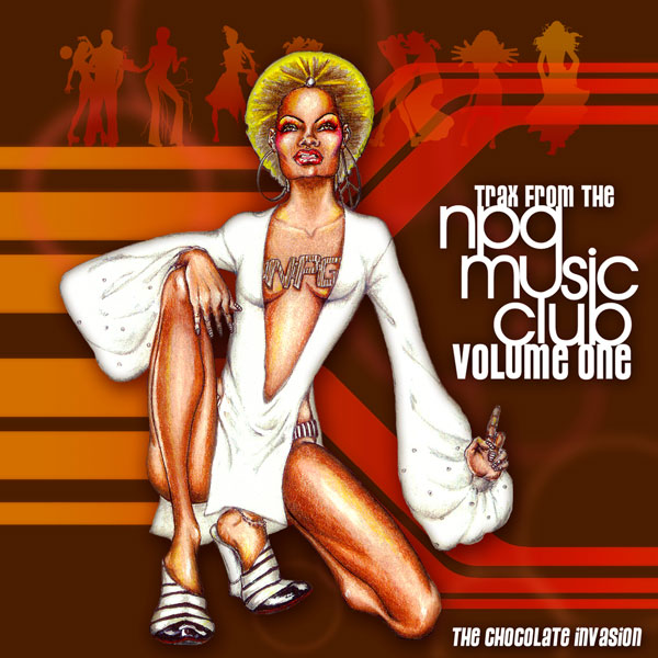 The Chocolate Invasion, NPG Records