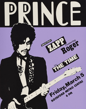 Controversy Tour (1981/2)