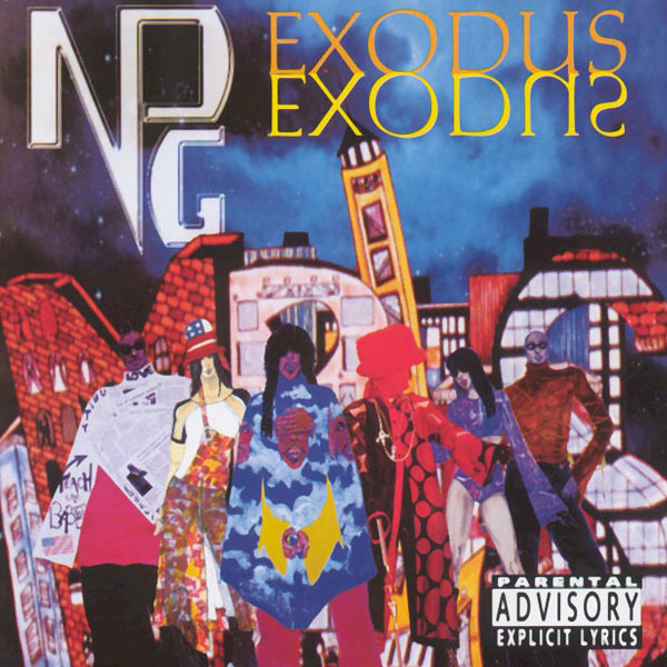 Exodus, NPG Records