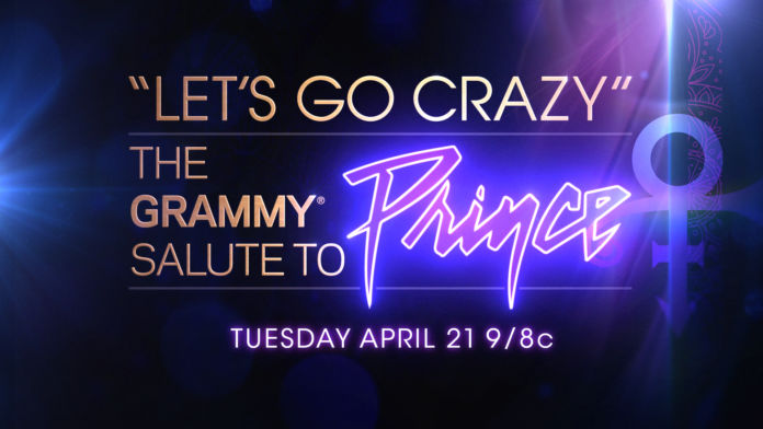 Special Grammy tribute to air on 21 April