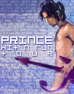 Hit N Run Tour, Prince