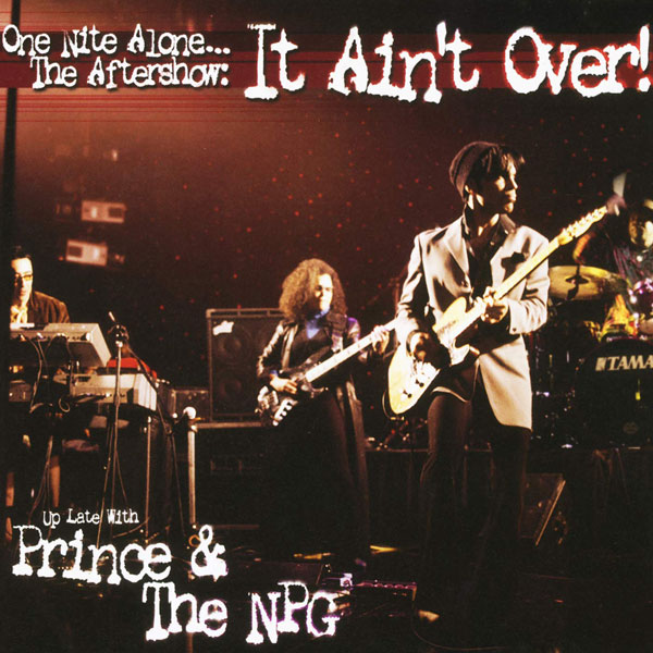 The Aftershow: It Ain't Over, NPG Records